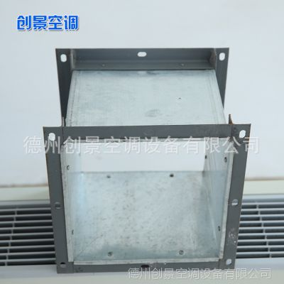 供应 镀锌板风管 风管弯头 角铁镀锌板风管 共板法兰风管