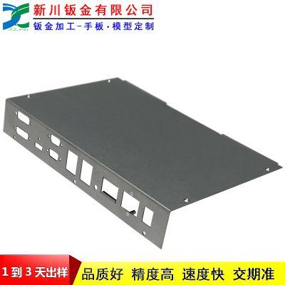 新川厂家直供xcbj18092103热轧板机箱钣金加工定制