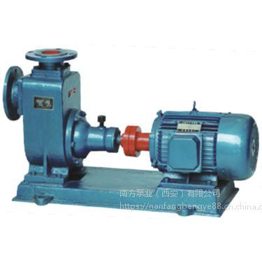 西安污水处理用泵ZW自吸无堵塞排污泵
