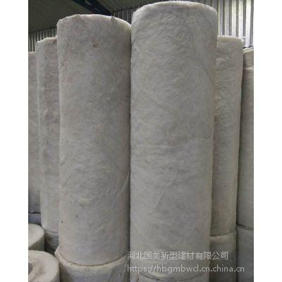 生产厂家甩丝硅酸铝毯 隔热 义马耐火硅酸铝毯