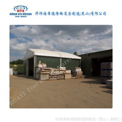 以铝合金为主框架的装配式仓储篷房的使用寿命很长