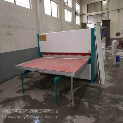 衣柜文件柜转印机双工位转印设备厂河南华宜家