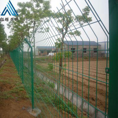 养殖双边护栏网 公园金属围栏网