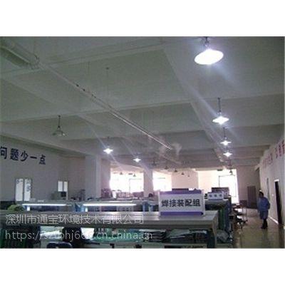 造纸厂纺织厂雾化加湿除尘人造雾工程厂家承包