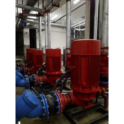 消防泵消防水泵XBD9.6/35-L喷淋泵厂家,消防增压水泵XBD9.4/35-L消火栓泵参数选型