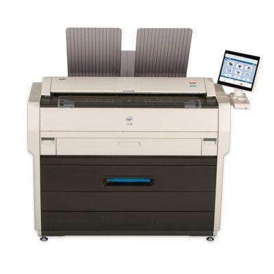 KIP 7170数码工程复印机 蓝图机 蓝图打印机