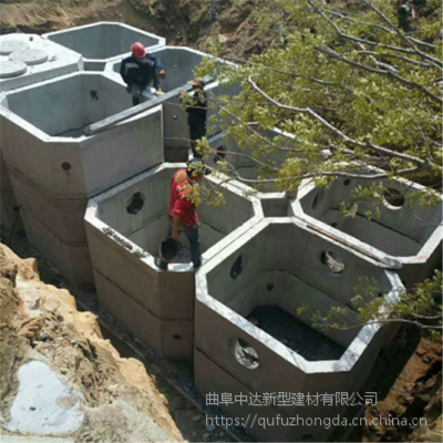 耐腐蚀钢筋混凝土化粪池 排水管建筑工程材料