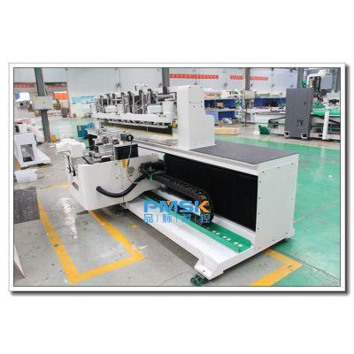品脉实木门梃机 专业室内拼接门生产设备