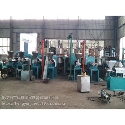 多功能螺旋榨油机 榨油机滤油机 高效榨油机价格