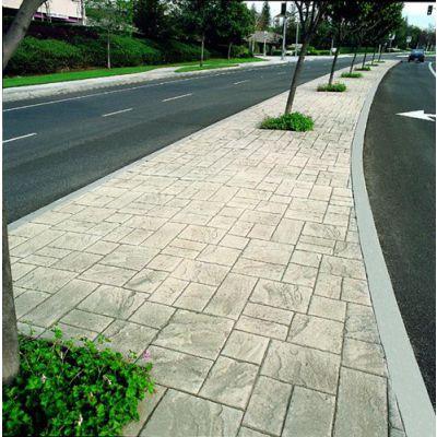 潍坊高密混凝土压模艺术地坪施工 压花地坪是什么 亚斯特