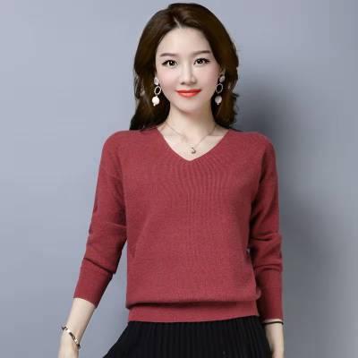 广州便宜女装毛衣批发 几元特价便宜女士毛衣批发 库存外贸女装毛衣批发