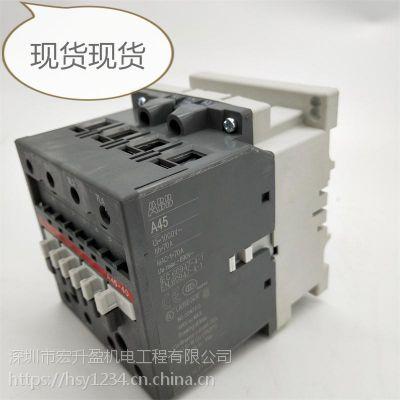 一级代理ABB/LAF500/UNI/HE10-20/662交流接触器DC/AC48-130V价格有