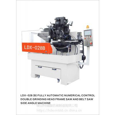 ldx028B小型木工磨齿机 数控木工磨齿机 木工锯条研磨机 木工带锯条研磨机 木工机械磨齿机