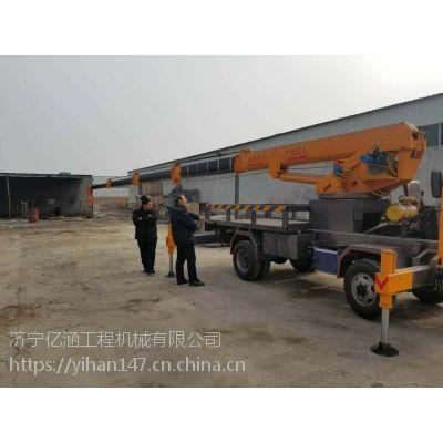 6吨自制底盘起重机 自制随车吊 吊装运输一体机