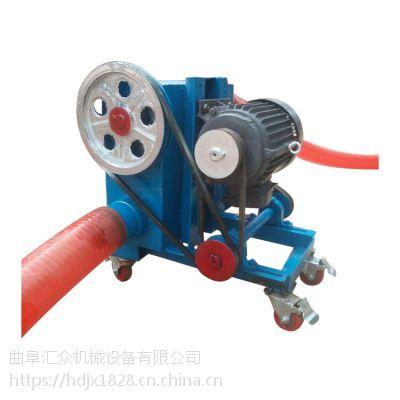 章丘气力吸粮机省人工 不锈钢多用吸粮机