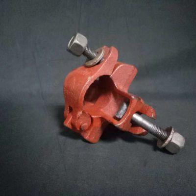 献县润达铸造 义 生产建筑钢管脚手架扣件 玛钢国标扣件 批发