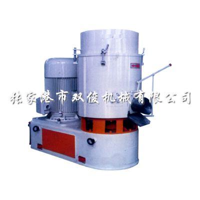 GHX系列PP PE PVC化纤塑料泡沫混炼PET气泡膜团粒机