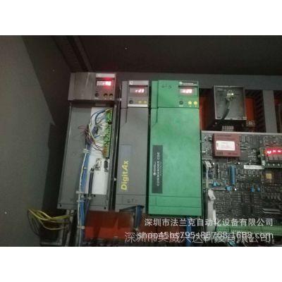 艾默生CT伺服驱动器DBE750报警故障OS SC Et Err dOI维修,修理