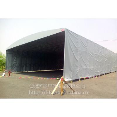 合肥大型防雨棚,轮式伸缩蓬子,户外活动遮阳挡雨帐篷
