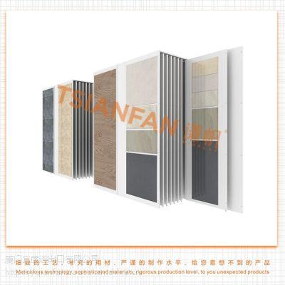宜度厂家直销钢材石材展架 大板展示架 岩板架子 可定做尺寸CT2102