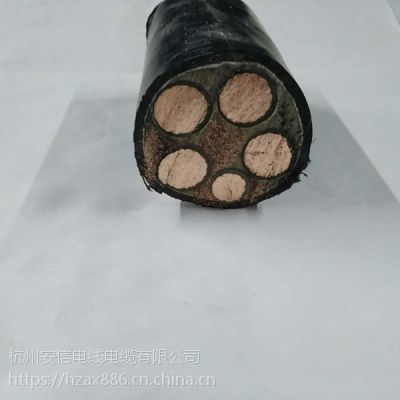 厂家定制耐腐蚀4×185+1×95低烟无卤耐火电缆