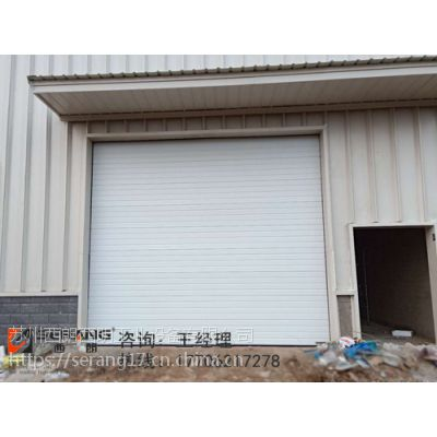 杭州西朗电动提升门