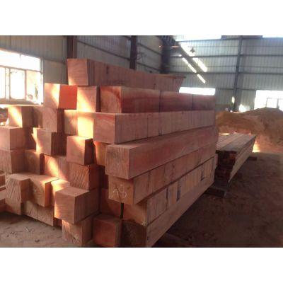 山东南美柚木实木地板 巴劳木廊架优质厂家