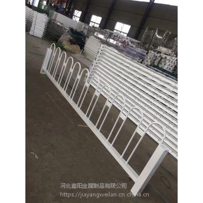 天津草坪护栏厂家 天津锌钢道路护栏