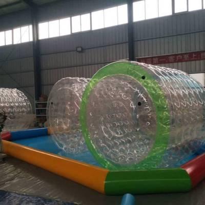 山西太原室外游乐设备水上滚筒规格及价格