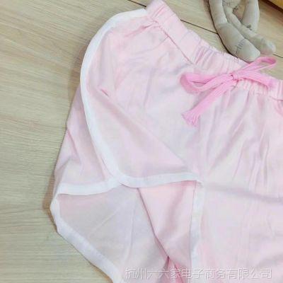 粉红豹套装家居服套装睡衣   粉红豹可爱甜美舒适短衣短裤两件套