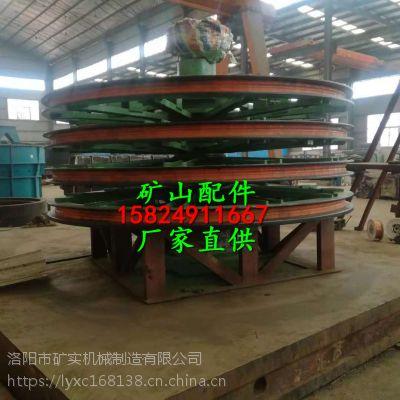 煤矿2.5米提升机钢丝绳衬垫 聚氨酯斜插衬块 导向轮衬垫实力厂家