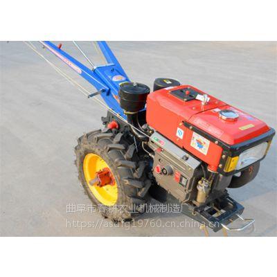 多功能手扶拖拉机旋耕机 果园树林开沟施肥机