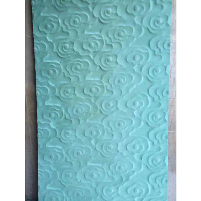 波浪板专业雕刻定制潮流时尚大祥云上漆造型板