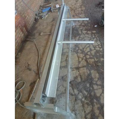 铁皮电动卷板机 铁皮手动折边机 铁皮电动翻边机价格