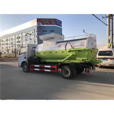 潲水泔水垃圾车多少钱一台