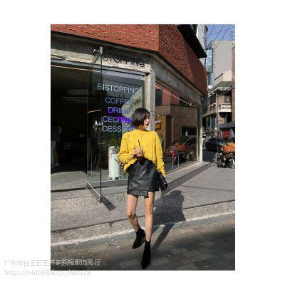 三彩丽雪西柳哪个区批发折扣女装尾货折扣女装 北京尾货服装批发市场货品价格金色大码女装