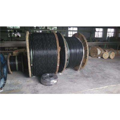 现货批发沪贤YC3*240+1*120mm通用橡套电缆线 优质橡胶,大杆铜丝 包检测