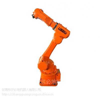 生产厂家直销喷涂机器人 全自动化喷漆机械手LP950-A-6