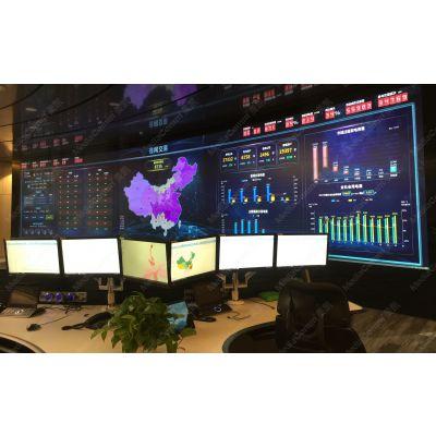 湖南电网智能运检管控中心-光纤KVM智慧坐席协作管理解决方案
