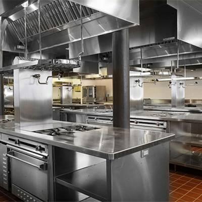 厨房通风工程-鲲鹏厨房设备公司-企业厨房通风工程