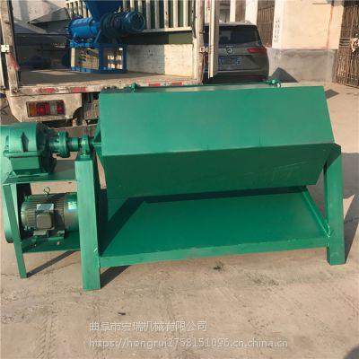 宏瑞去活性炭石灰粉的机器 六级滚筒活性炭去灰渣研磨机基地