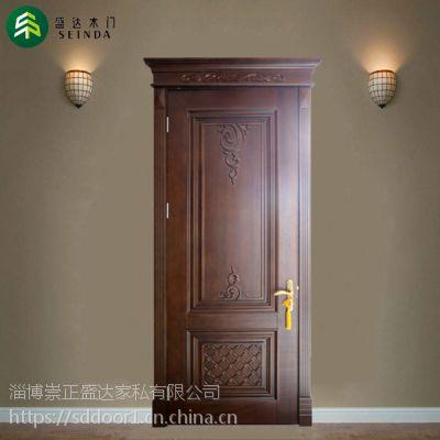 盛达木门-实木复合门整木定制