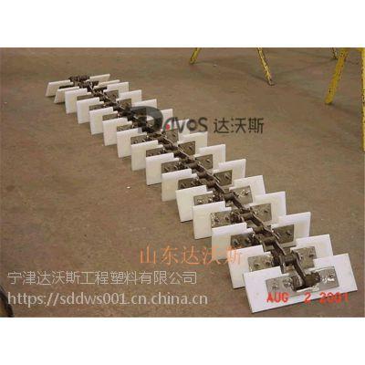 螺旋输送机刮板A超高分子量刮板 A耐磨刮板