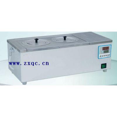 中西厂家电热恒温水浴锅(数显单列两孔) 型号:TT30-DK-98-II库号:M207931