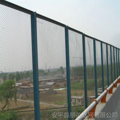 河北厂家供应 桥梁隔离网 低碳钢丝防抛网