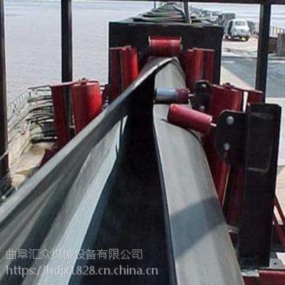 管带输送机现双向物料输送 大提升量