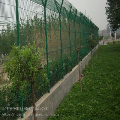 绿色围栏网 钢板网护栏网 简易护栏网