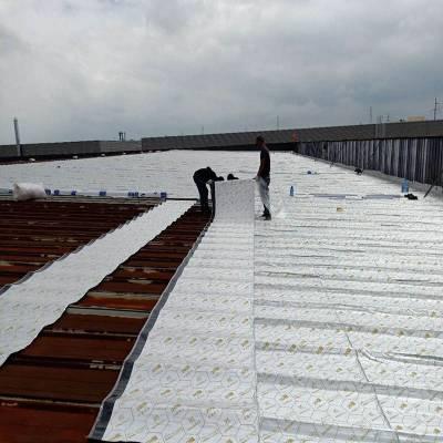 厂家直销TXV强力自粘彩钢屋面专用防水卷材