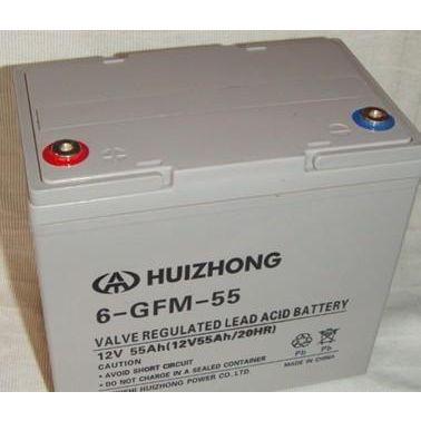 汇众蓄电池12V24AH/20HR参数/尺寸 安装使用说明