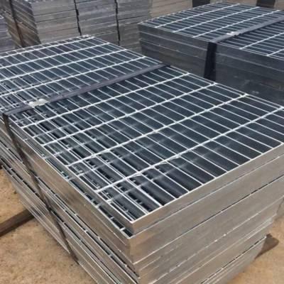 热镀锌钢格板_钢格板厂家供应平台钢格板「河北泰江」